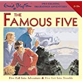 Five Fall into Adventure & Five Get into Trouble (Famous Five)