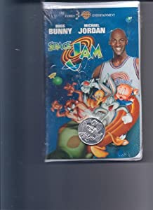 SPACE JAM, WITH COLLECTORS COIN, 1996