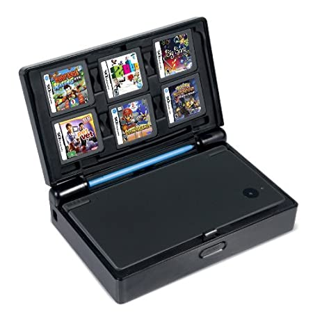 DSi Protective Case With Cartridge Holder - Black