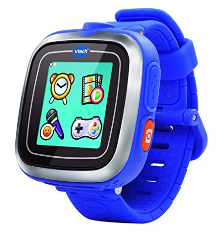 VTech-Kidizoom-Smart-Watch-Plus-Electronic-Toy-Blue