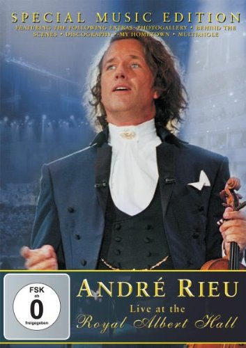 André Rieu - Live at the Royal Albert Hall (NTSC) [DVD] [2009]