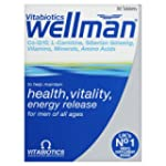 Vitabiotics Wellman Advanced Vitamin...