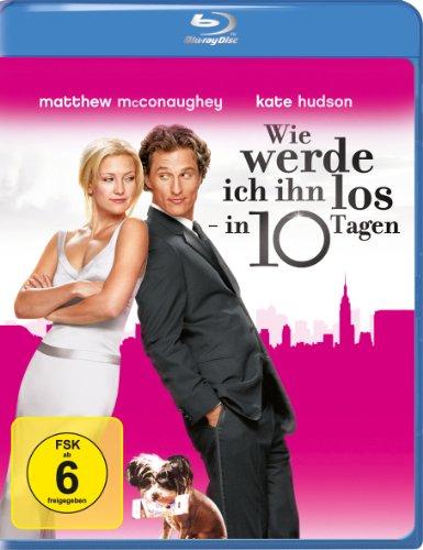 wie werde ich ihn los in 10 tagen dvd cover 2003 r2 german. Black Bedroom Furniture Sets. Home Design Ideas
