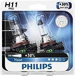 Philips H11 Vision Upgrade Headlight...