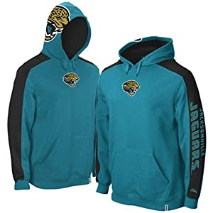 Jacksonville Jaguars Powerhouse Hooded Sweatshirt by Reebok