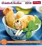 Asiatisch kochen 2014: Kalender mit 53 Rezeptkarten zum Sammeln