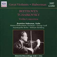 Beethoven Tchaikovsky: Violin Concertos