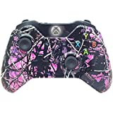 Modded Controller Mod Rapid Fire Controller For Xbox One And Tons More Features With Pink Woods Camo Shell And...