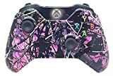 Modded Controller Mod Rapid Fire Controller for Xbox One and Tons More Features With Pink Woods Camo Shell and Compatible With All Games 1 Advanced Warfare
