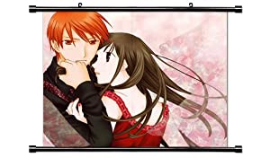 "Fruits Basket Anime Fabric Wall Scroll Poster (32"" X 26"") Inches"