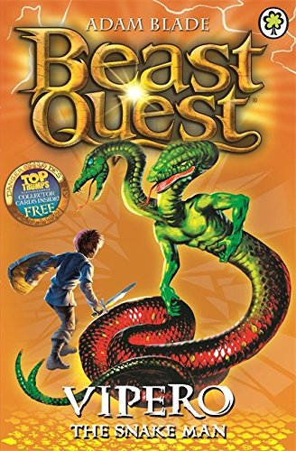 10: Vipero the Snake Man (Beast Quest)