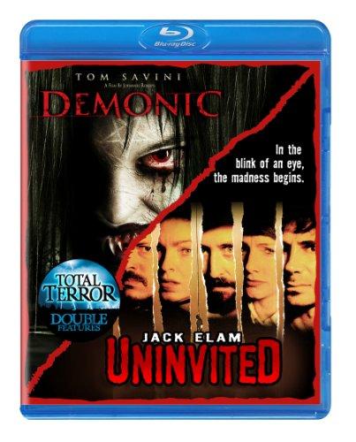 Total Terror 1: Demonic / Uninvited [Blu-ray]