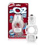 The Screaming O Big O 2 Dual Motor Reusable Vibrating Ring