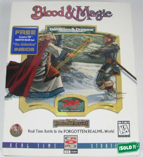 Dungeons & Dragons: Blood & Magic