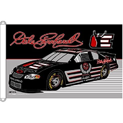 Dale Earnhardt Official NASCAR 3ftx5ft Banner Flag by Wincraft