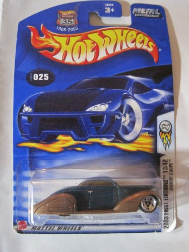 2003 First Editions 13/42 Swoop Coupe #025 - 1
