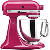 KitchenAid KSM150PSCB 5-Qt. Artisan Series with Pouring Shield - Cranberry