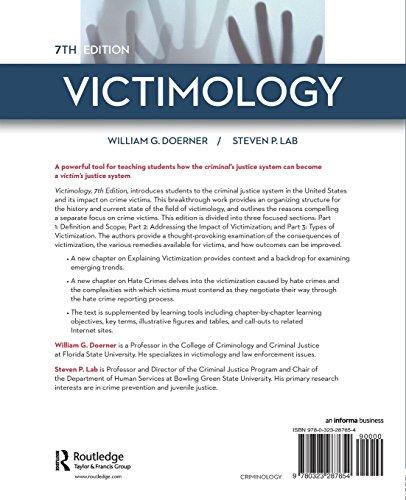 victimology european experience free essays