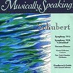 Conductor's Guide to Schubert's Symphony No. 5 & Symphony No. 8 | Gerard Schwarz