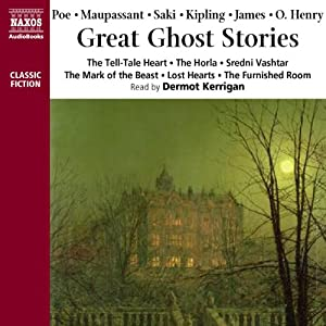 Great Ghost Stories Audiobook
