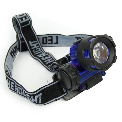 160Lm Lumen 3W Led High Power Headlamp Headlight Hiking Camping Fishing