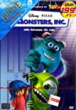 Monsters, Inc - Cartoon & Animation (DVD Zone 3)