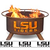 Patina-Products-F221-30-Inch--LSU-Fire-Pit