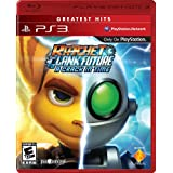 Ratchet & Clank Future: A Crack In Time - Playstation 3 ~ Sony Computer...