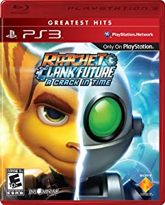 Ratchet & Clank Future: A Crack In Time - PlayStation 3 Standard Edition