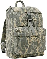 Rothco Canvas Day Backpack