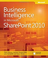Business Intelligence in Microsoft SharePoint 2010 Front Cover