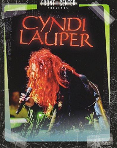 Blu-ray : Cyndi Lauper - Front & Center (Blu-ray)