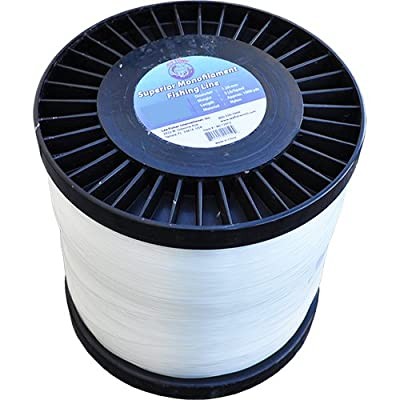 Joy Fish Monofilament Fishing Line 80lb Test 5lb Spool by Lee Fisher