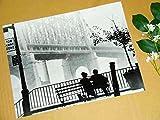 特大写真「マンハッタン」ウディ・アレン、有名なカット