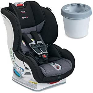 britax marathon clicktight convertible car seat with cup holder verve baby. Black Bedroom Furniture Sets. Home Design Ideas