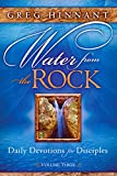 img - for Water From the Rock: Daily Devotions for Disciples, Volume Three book / textbook / text book