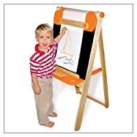 P'kolino Multi-Use Art Easel, Color = Orange
