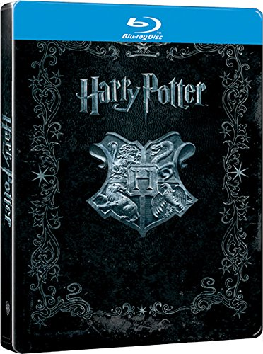 Harry Potter - The Complete 8-Film Collection (Region B) Limited Steelbook Edition