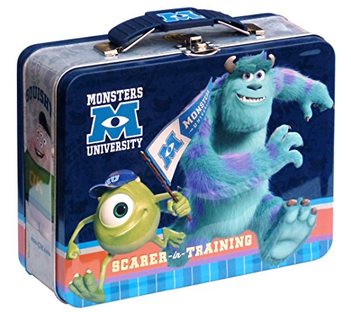 Monsters University Tin Lunch Box [Scarer in Training]
