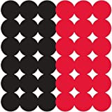 Birchwood Casey Dirty Bird Adhesive Paster Target, 1-Inch, Black