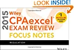 Wiley CPAexcel Exam Review 2015 Focus...