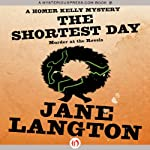 The Shortest Day: Murder at the Revels (       UNABRIDGED) by Jane Langton Narrated by Mark Ashby