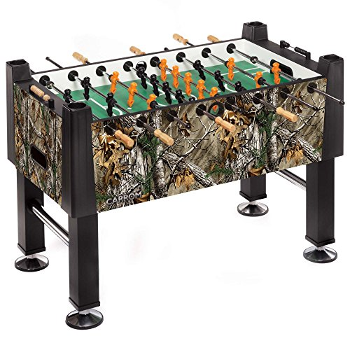 Carrom-REALTREE-XTRA-Signature-Foosball-Table