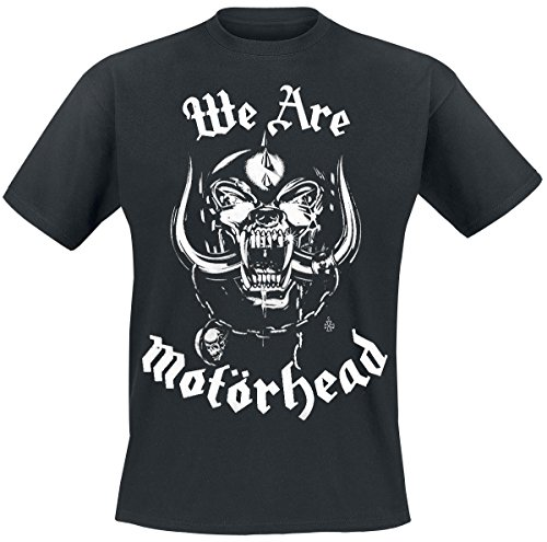 Motörhead We Are Motörhead T-Shirt nero M