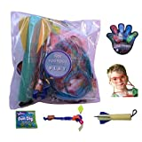 Goodie Bag Pre Made & Filled With Toys, Filled Goody Bag / Loot Bag, Company Picnic, Light Up Toys &