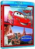 Pack Cars + Ratatouille [Blu-ray] [Region Free]