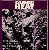 Canned Heat On The Road Again EP - P/S