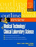 img - for Prentice Hall Health's Outline Review of Medical Technology/Clinical Laboratory Science (Success Across the Boards) by Donna Leach Ed.D. MT (ASCP) (2003-06-25) book / textbook / text book
