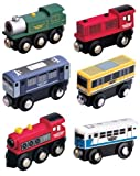 Maxim 6 piece Train Car Combo by Maxim