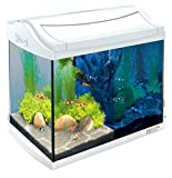 Tetra AquaArt LED Aquarium-Komplett-Set, 20 L, weiß